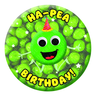 Ha-pea Birthday