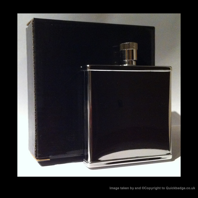 2oz Personalised Hip Flask