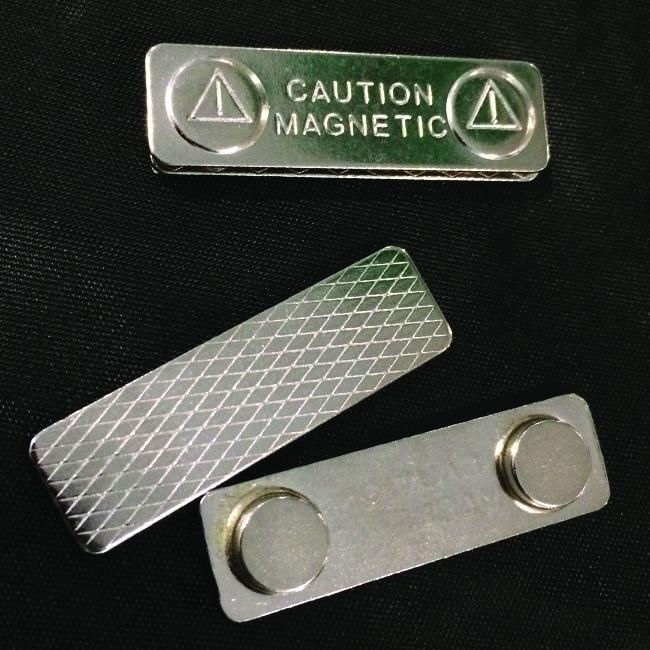 Magnetic Back