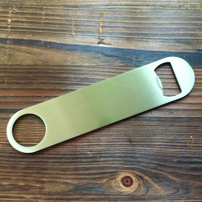 Bar Blade Bottle Opener