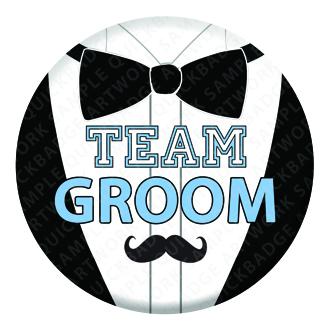 Team Groom - Tuxedo