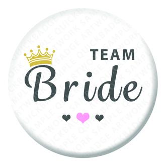 Team Bride - Crown