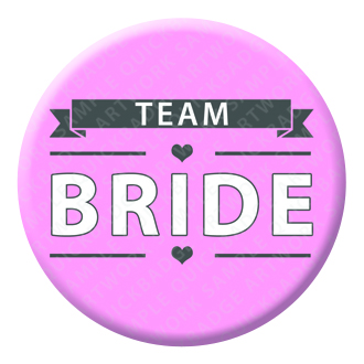 Team Bride - Hearts