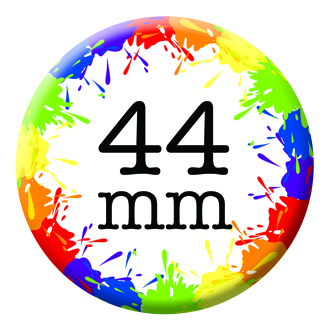 44mm (1 3/4 inch) Custom Fridge Magnets