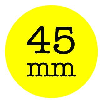 Custom Stickers 45mm Round