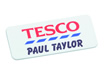 Custom Plastic Name Badge 76mm x 30mm