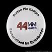 44mm ( 1 3/4 inch) Custom Fridge Magnets