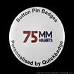 75mm ( 3 inch) Custom Fridge Magnets