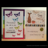 Personalised A5 Cards (148mm x 210mm)