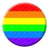 LGBTQ Gay Button Pin Badge