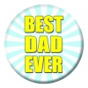 Best Dad Ever Badge