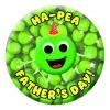 Ha-pea Fathers Day Badge
