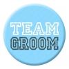 Team Groom - Blue