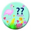 Flamingo Badge