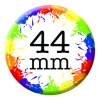 44mm (1 3/4 inch) Custom Button Pin Badges