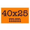 Custom Stickers 40x25mm
