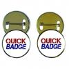 Brooch Pin Badge - 25mm round