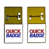 Brooch Pin Badge - 24x26mm