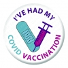 Ive had my Covid Vaccination