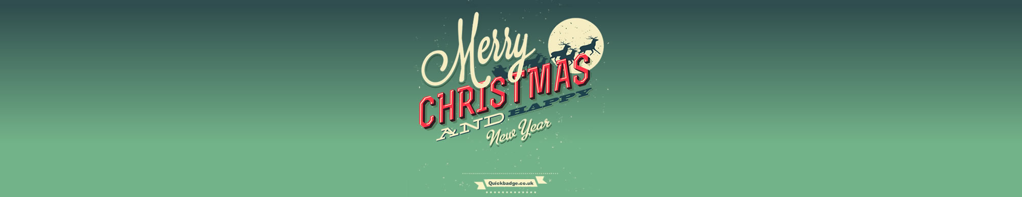 Quickbadge-Christmas